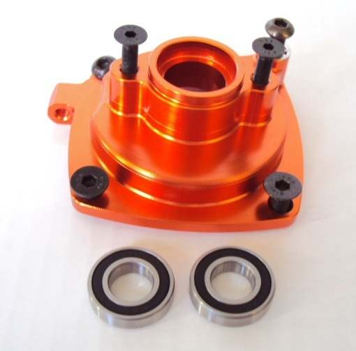 Freeshipping ЧПУ металлическое уплотнение сцепление подстаканник для hpi baja колесах км