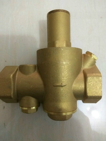 Heimwerker Gut Ausgebildete Messing Dn15 Dn20 Dn25 Dn32 Wasser Druckregler Ventile Ohne Manometer Ventil Wasserdruckminderer Ventil