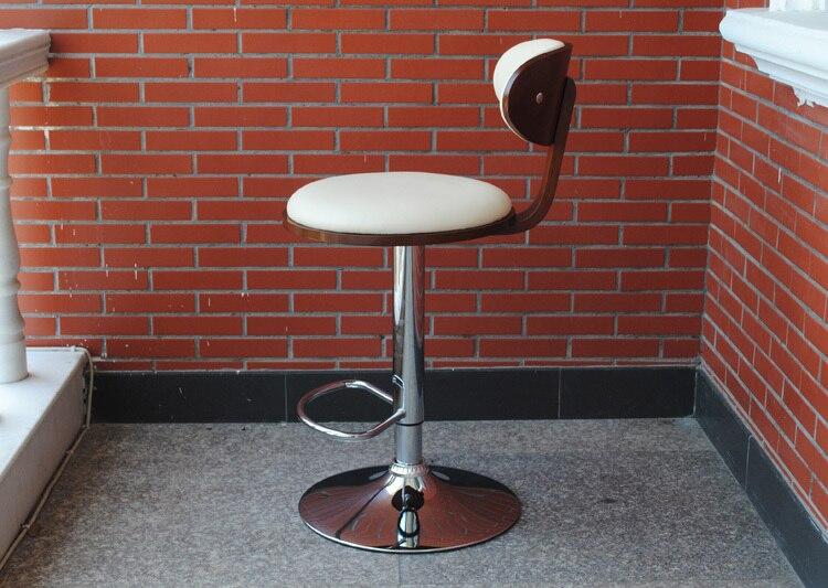 Style européen bar chaises nord américain café ascenseur tabouret