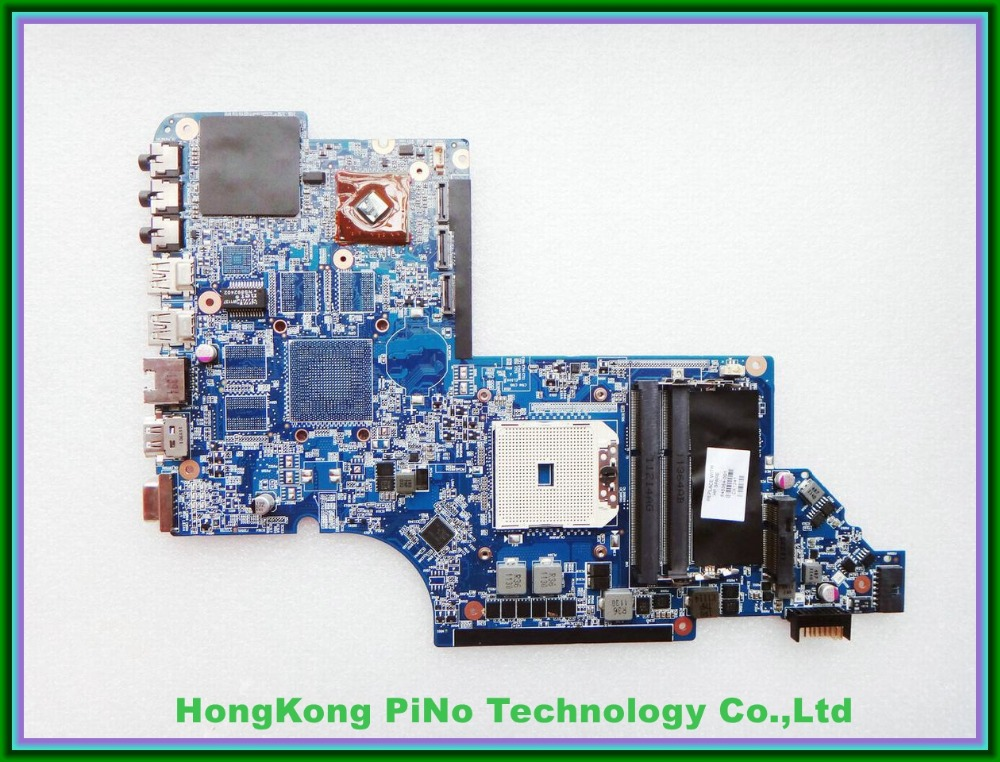Free Shipping 645384-001 for HP pavilion DV7-6000 DV7 laptop motherboard 100% Tested 60 days warranty free shipping ems 48 4st10 031 681999 001 laptop motherboard for hp pavilion dv7 notebook pc
