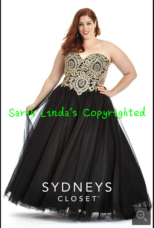 plus size black and gold prom dresses - fashion dresses