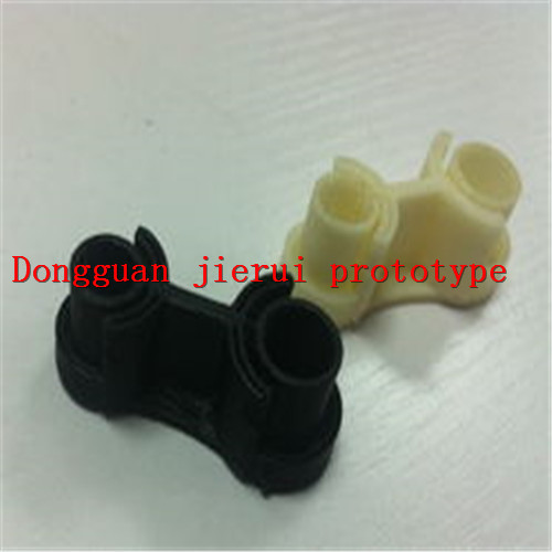 ABS plastic injection part and injection mold