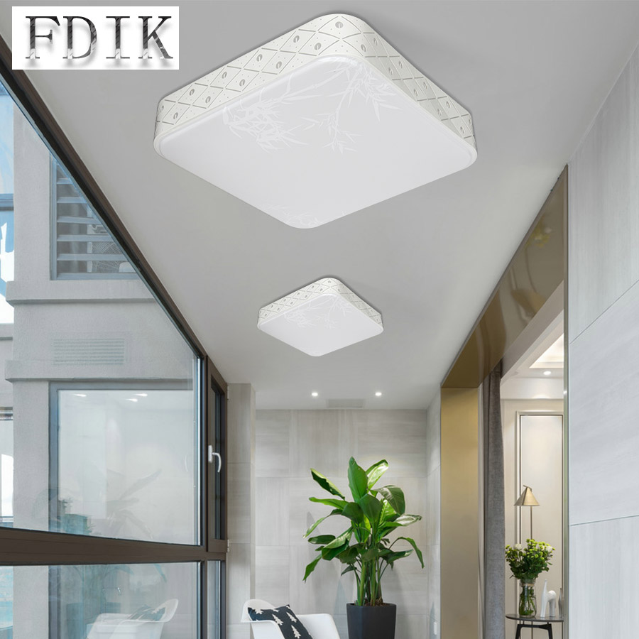 Square LED Ceiling Lights 72W AC 220V Three Color Dimmable 5730 LED Dinning Room Bedroom Cold/Warm White Decoration Ceiling LampSquare LED Ceiling Lights 72W AC 220V Three Color Dimmable 5730 LED Dinning Room Bedroom Cold/Warm White Decoration Ceiling Lamp