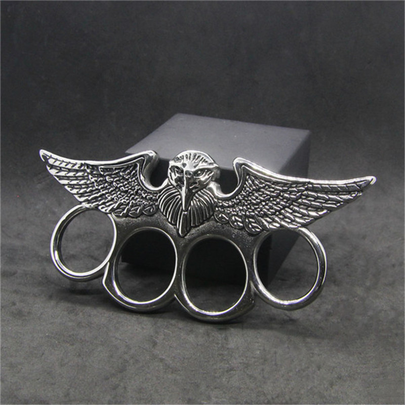 Free Shipping Huge Men Boys Flying Eagle 316L Stainless Steel Fashion Biker Style Cool Ring цена