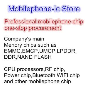 Image 2 - KM5V7001DM B621 ذاكرة الهاتف المحمول BGA254Ball UMCP 128 + 32 128GB جديدة أصلية وكرات ملحوم مستعملة تم اختبارها بشكل جيد