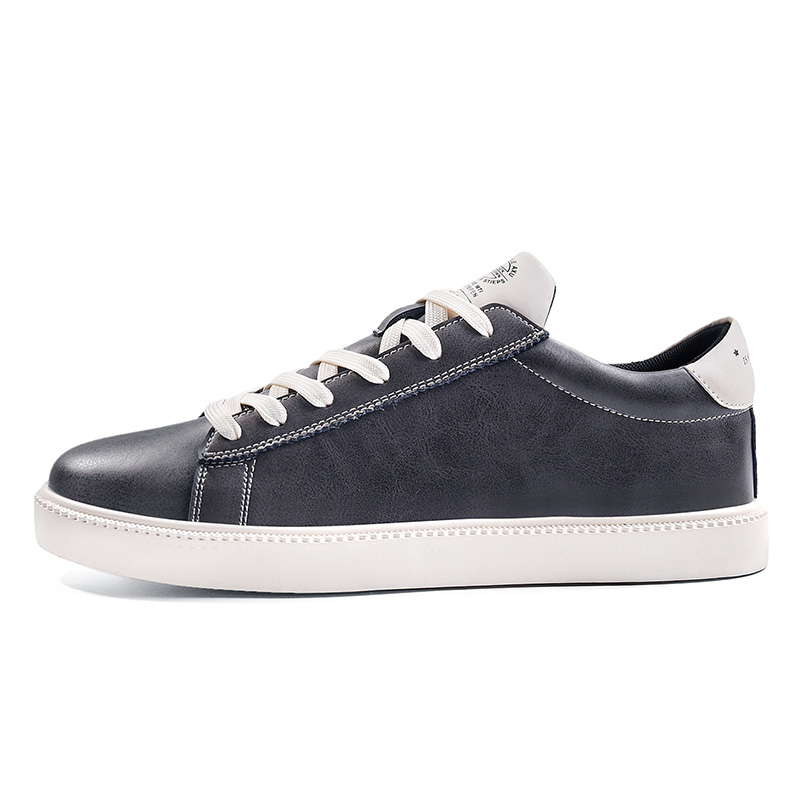 SUROM Mode Chaussures Hommes Lacent En Cuir Casual Chaussures Vente - Chaussures pour hommes - Photo 2