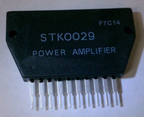 new ic sanyo power amplifier stk0029 stk 0029 in integrated circuits from electronic. Black Bedroom Furniture Sets. Home Design Ideas