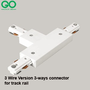 3 wire  three way connector-300