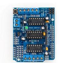 5pcs L293D Motor Drive Shield dual for arduino Duemilanove, Motor drive expansion board
