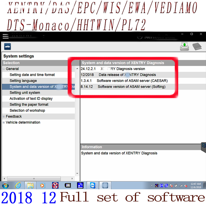US $60 6 |Newest Comprehensive 2019 03 MB STAR C4 full Software  XENTRYSCN/DASEPC/WIS/Starfinder/EWA/VEDIAMO/DTS Monaco HDD/SSD For C4/C5-in  Software