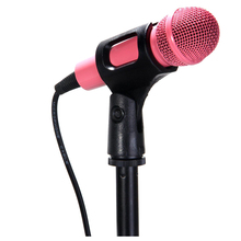 HFE Doble Clips de Micrófono Mic Del Soporte Del Trípode Plegable Ajustable Nuevo