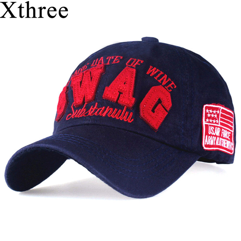 Xthree snapback hats baseball cap swag letter hip hop cheap hats for men women gorras hats Damage style cap xthree summer baseball cap snapback hats casquette embroidery letter cap bone girl hats for women men cap