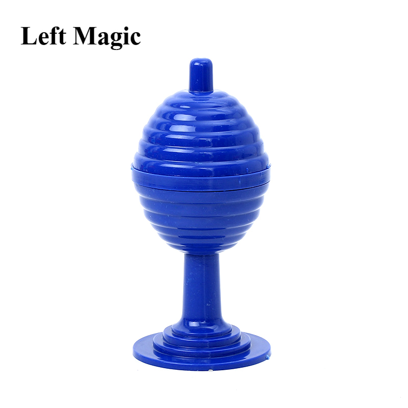 10CM Ball And Vase Magic Tricks Illusion Props Accessories Mentalism Easy To Do Children Kids Magic Toy Christmas Gift
