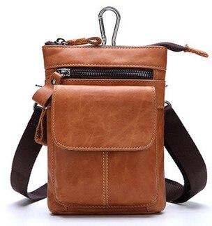 FSSOBOTLUN, pour HomTom S99/HT70/HT50/HT30/HT20 Pro/S9 Plus/S7/S8 homme ceinture taille sac portefeuille housse en cuir véritable + bandoulière