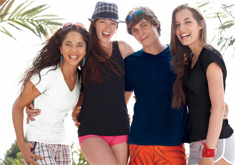 17Colors T shirts Men Women Summer Mens Clothing Premium Cotton Casual Basic Short Sleeve Tees Tops O-Neck US EU Size XS-3XL-0
