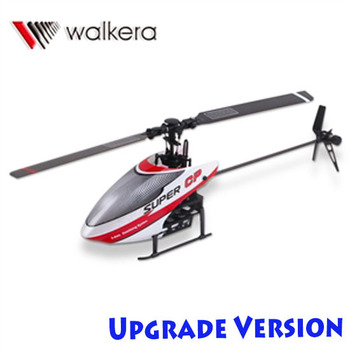 WALKERA Super CP Gyro System Flybarless 6CH Metal Rotor Head Helicopter BNF