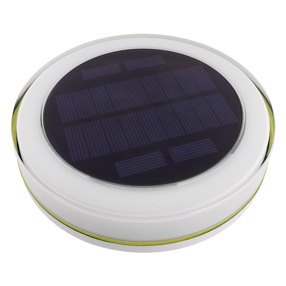 Rgb led piscina luz de energia solar