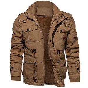 Image 4 - Cazadora militar para hombre, ropa táctica, prendas de vestir, rompevientos ligero y transpirable, envío directo