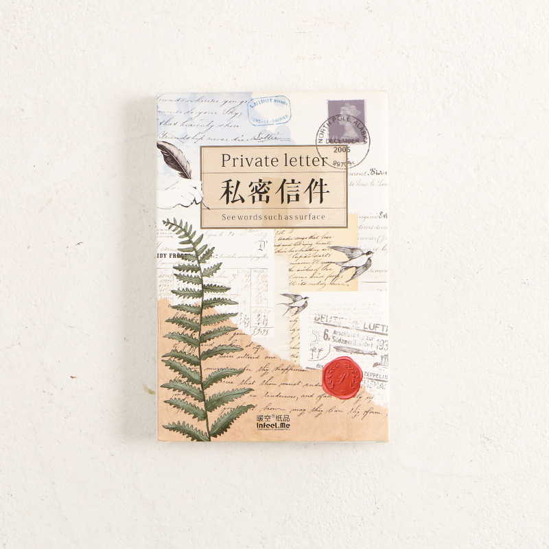 30sheets/LOT Private Letter Postcard /Greeting Card/Wish ...