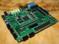 FPGA развитию Xilinx Arm Zedboard ZYNQ7000 данных подробный видеоурок
