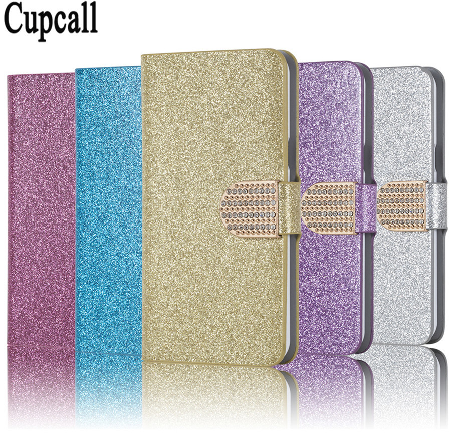 Cupcall New style original High taste flip PU leather Good taste contracted phone back cover For Vernee Apollo lite case