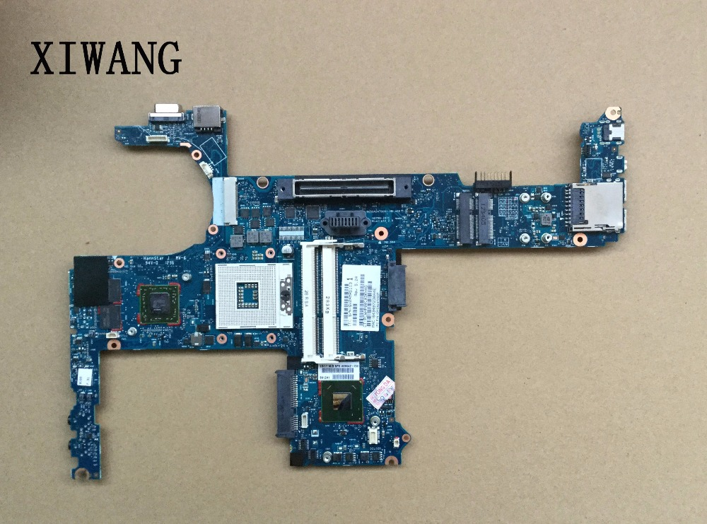 686041-501 Free Shipping for HP EliteBook 8470p 8470w motherboard 686041-001 Laptop motherboard QM77 chipse 100% tested qm77 chipset mini itx motherboard rpga 988 socket g2 pcm5 qm77