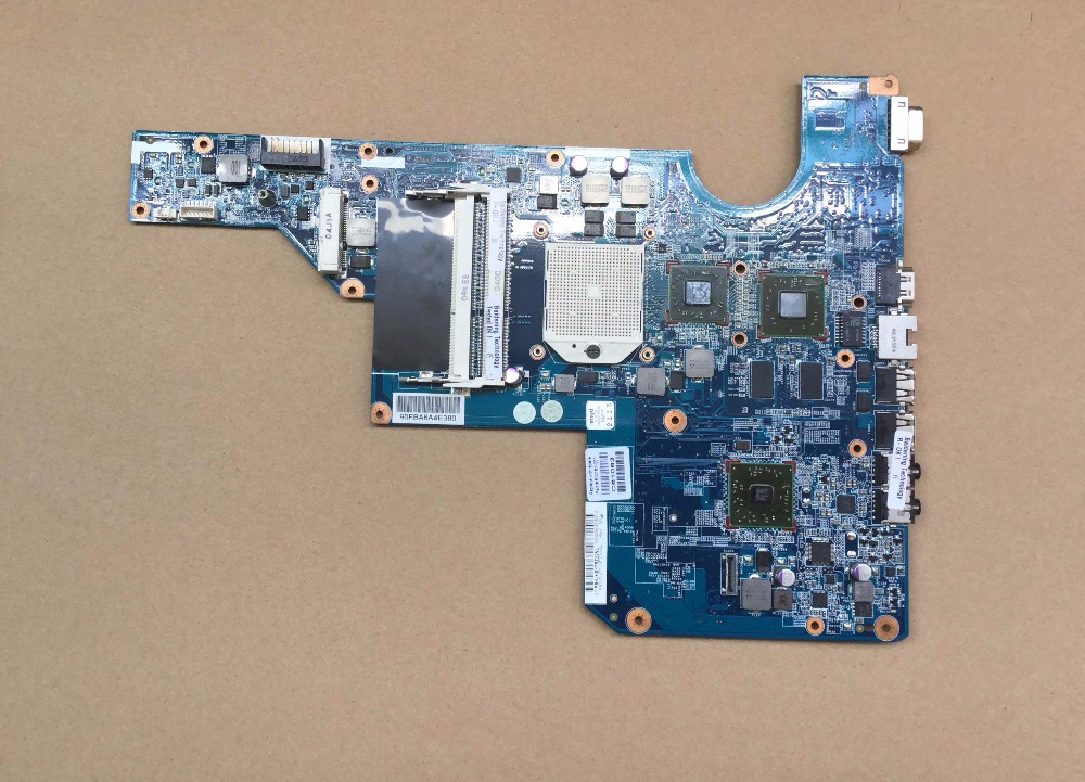 Free Shipping Notebook mainboard 610160-001 for HP G62 laptop motherboard 100% tested well free shipping original 753100 501 laptop motherboard for hp 15 d 250 g2 notebook mainboard 753100 001 n2820