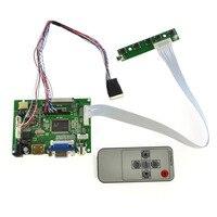 DIY HDMI VGA 2AV Reversing Lcd Driver Board For 15 6inch LED Panel 40 Pins N156BGE