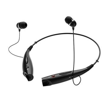 HV-800 Stereo Bluetooth Headset Wireless Headphone Neckband Style Earphones for iPhone Nokia HTC Samsung Bluetooth Cellphone