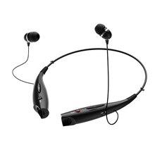Stereo Bluetooth Headset Wireless Headphone Neckband Style Earphones for iPhone Nokia HTC