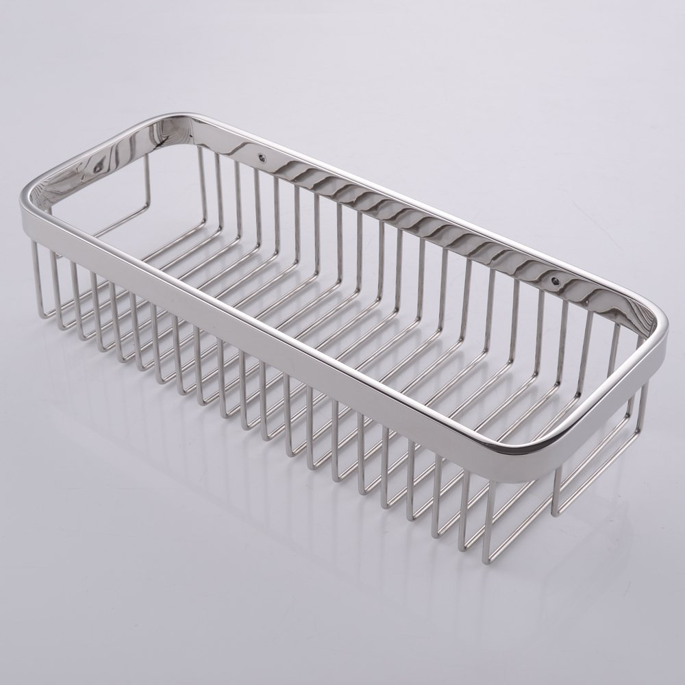Shower Caddy Corner Shower Shelf Stainless Steel Shower Basket Bath Shower  Organizer Rustproof Bath Storage Corner Basket In Bathroom Shelves From  Home ...