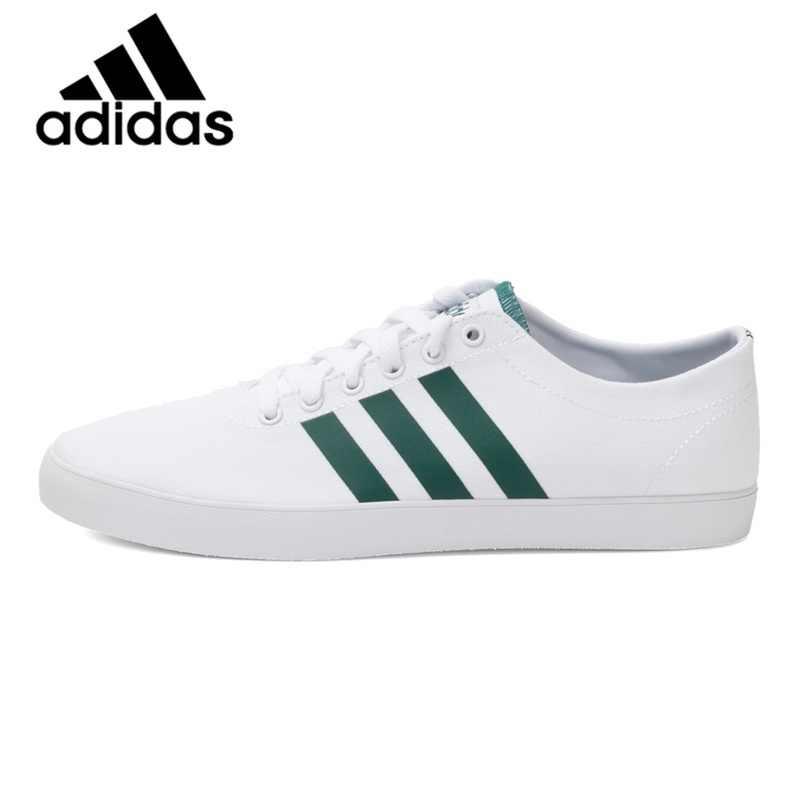 e05edf0e776 Official Original Adidas NEO Label EASY VULC VS Men s Skateboarding Shoes  Sneakers adidas shoes men Breathable