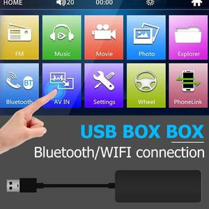 Image 2 - وصلة ذكية لاسلكية لكاربلاي السيارات USB دونجل لمشغل أندرويد للسيارة