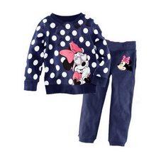 Низкая цена Детские пижамные комплекты пижамы с рисунками из мультфильмов  детские хлопковые Повседневное Семья пижамы Детская d2addc0ff6b2d