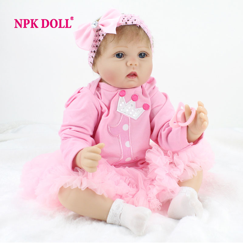 16-Inch Pink Lovely Baby Girl for Children Vinyl Doll Ballet Gift Xmas Gift