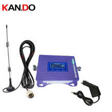 for car 2G 4G repeater with cable antenna LCD display dual bands GSM 4G booster repeater DCS 900 1800mhz CAR 4g LTE booster - DISCOUNT ITEM  0% OFF All Category