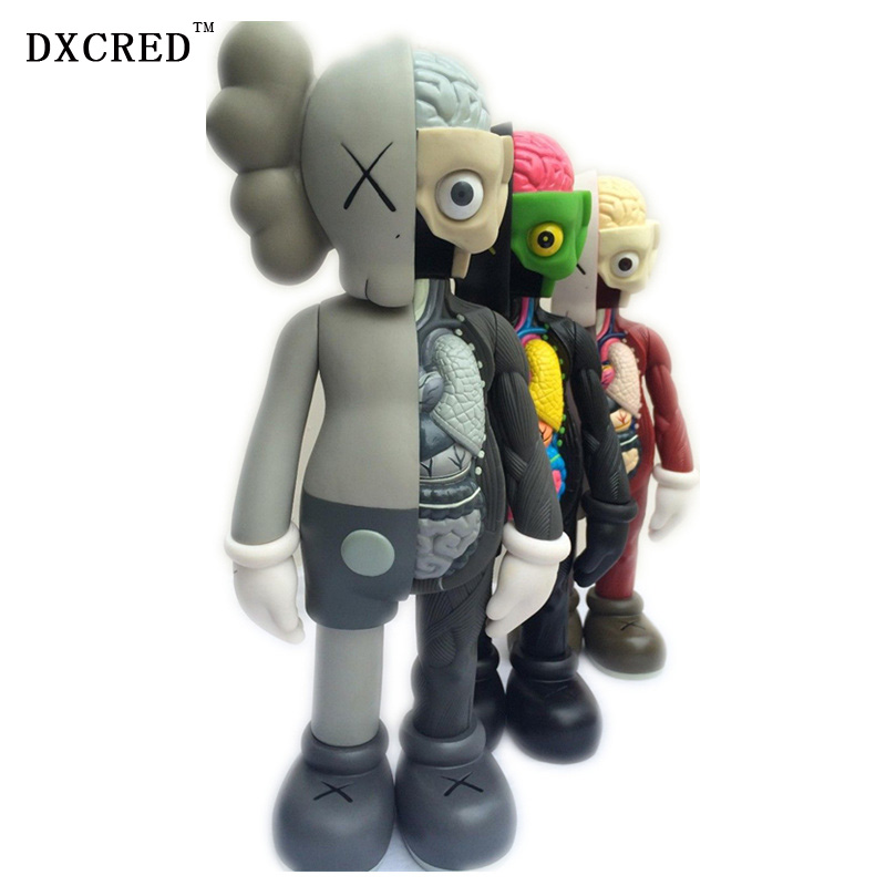купить Madness promotion 14.5 inch Dissected Figure Companion original fake black red and grey originalfake companion toy дешево