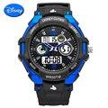 Disney Brand Men Casual Sports Watch Digital Quartz LED Electronic Dive Watches Multifunction Men Wristwatches Relogio Masculino