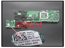 Original V130 Motherboard CN-0W71WT 0W71WT W71WT 48.4M101.011 DDR3 mainboard 100% Test ok