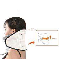 Inflatable Cervical Vertebra Tractor Medical Home Cervix Spondylosis Correction Fixture Stretch Adult Neck Pain Office Care