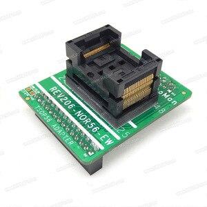 Image 4 - TSOP56 מתאם שקע עבור NAND ProMan TL86 PLUS מתכנת פלאש REV206 NOR56 EW משלוח חינם