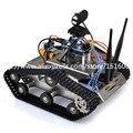 Wi-fi sem fio Robot Car Kit para Arduino/Hd Camera Ds Robô Inteligente Kit Robô Educacional para Crianças