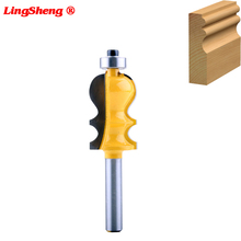 8mm Shank Casing & Base Molding Router Bit Line knife Woodworking cutter Tenon Cutter for Woodworking Tools shk 1 2 high end line knife jump table straight arc angle line milling cutter woodworking tools knife