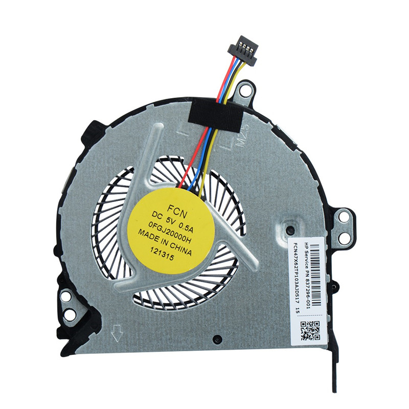 NEW 4 Pin Laptops Replacement CPU Cooling Fans Fit For HP ProBook 440 G3 Notebook Fan Cooler Computer Accessories