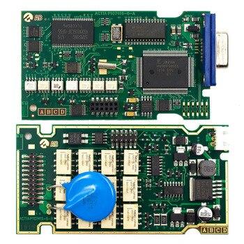 Mejor Lexia3 Chip completo 921815C Lexia 3 PP2000 Diagbox V7.83 escáner de diagnóstico de coche para Peugeot Citroen coches Lexia-3 herramienta Auto