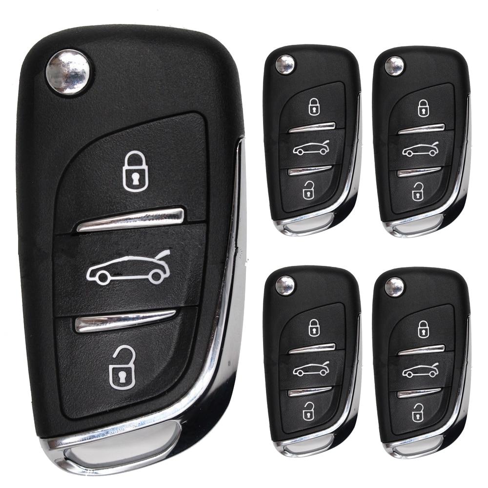 KEYECU 5 Pcs/lot Universal Remote NB Series for KD900 KD900+  KEYDIY Remote for NB11 ATT 46 3 Button|keyecu| |  - title=