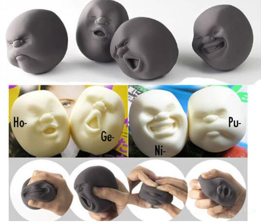 2016 new resin funny novelty gift japanese vent human face. Black Bedroom Furniture Sets. Home Design Ideas