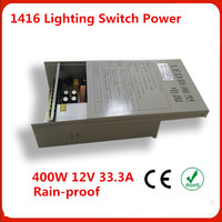Manufacturers Selling Output 400W 12V 33A Switch Power FY 400W 12V LED Drive Power Instrumentation DC