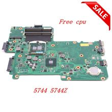 NOKOTION MBV5M0P001 ноутбук материнская плата для Acer TravelMate 5744 5744Z 08N1-0P53J00 BIC50 основная плата 15,6 «DDR3 HM55 Бесплатная процессор