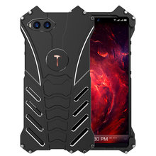 Luxury Batman Metal Case For Smartisan NUT R1 Cases Thin Hard Heavy Duty Protection Back Cover For Smartisan NUT R1 Bumper Case(China)